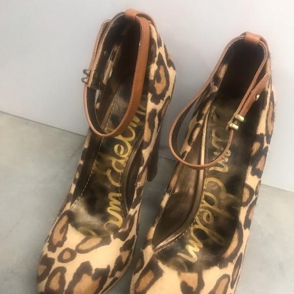 Sam Edelman Shoes - SAM  Edelman Ankle hook pumps